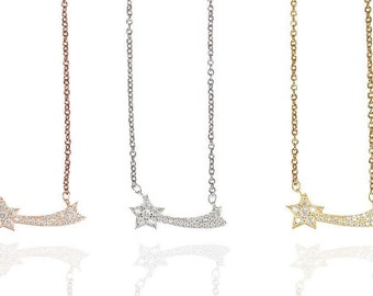 Comets Necklace 925 / Sterling Silver