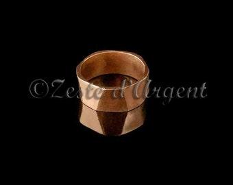 Ring Antik, bronze massif