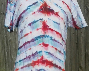 Tye dye fun barbed wire, #28, Medium
