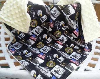 U.S Army Baby Blanket