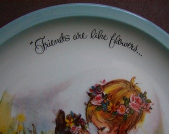 Gigi Collectible Plate Decorative American Greetings Collector's Edition