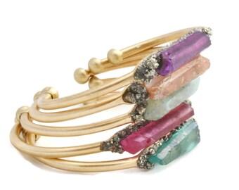 Girl, Teen Gift, Gift for Her, Trendy Gift, Bracelet, Jewelry, Crystal Bracelet, Women's Gifts, Unique Gift, Popular