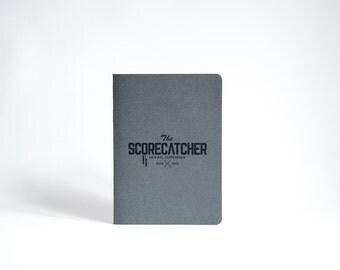 Memo book. 10x14cm. TSCMB-1 (Grey/2pcs)