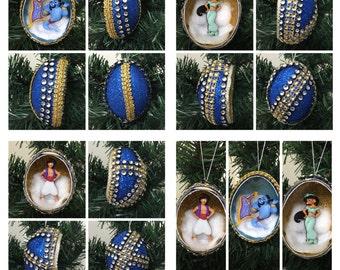 Alladin Christmas Tree Ornament Set