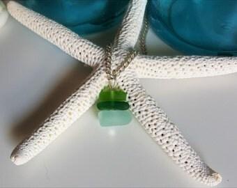 Sea Trio Stack Necklace