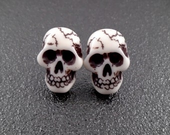 Mr. Bones Earrings