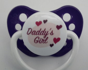 magnetic or putty pacifier for reborn baby dolls