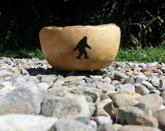 Large Bigfoot bowl