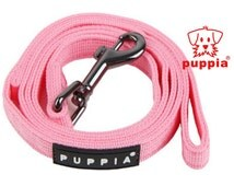 PUPPIA - Dog Puppy Leash Lead - Pink - Size Large