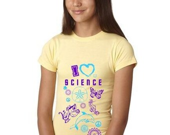 Cool Friends in Science Tee