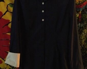 Two Tone Dress Shirt