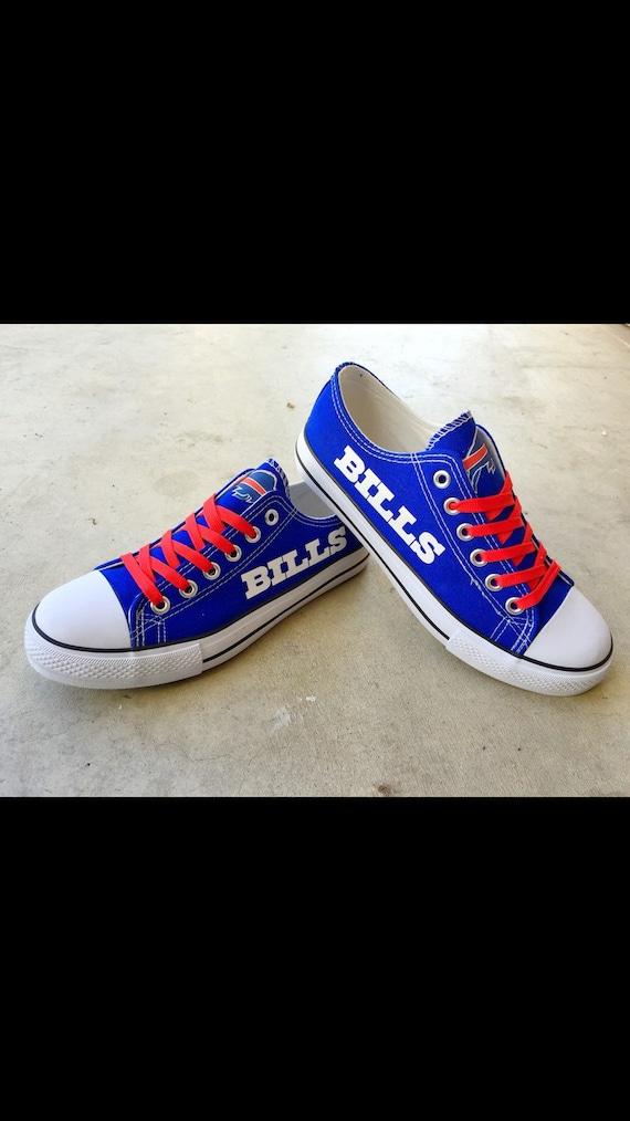 buffalo bills athletic designer team shoe by lacedup209 on