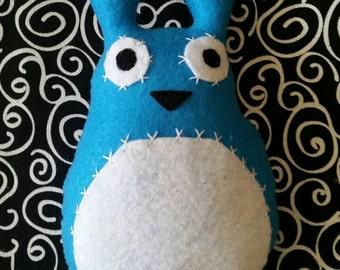 Blue Totoro Friend