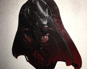 DARTH VADER 3D custom metal