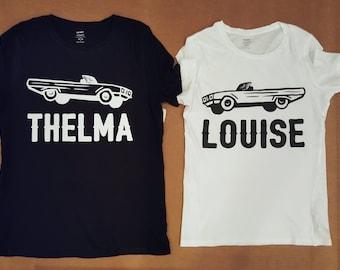 Thelma & Louise Tee Shirts