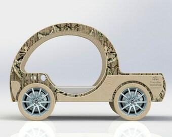 DIY Plans Toddler Jeep Bed Plans Toddler Size