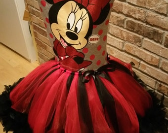 Minnie Feather Tutu