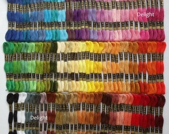 120 Anchor Cross Stitch 100% Pure Cotton Thread Skeins /Floss