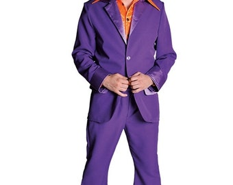 Summer Sale 70's Pimp - Purple