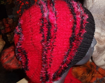 Ladies Bobble Hat