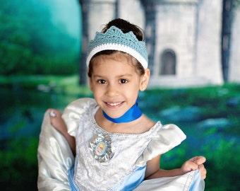 Princess Crown - crown - crochet crown