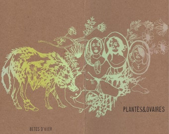 Plantes & Ovaires - Plants and Ovaries