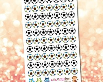 Soccer / Sports Planner Stickers