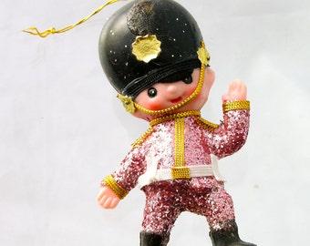 Vintage Bobby Ornament
