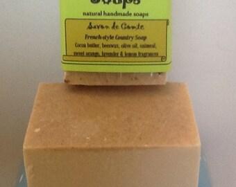 Savon de Comte French-style Country Soap
