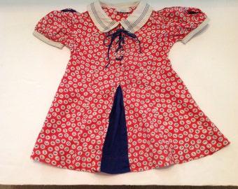 Vintage  cinderella Flocks Dress