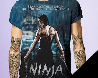NINJA  Tshirt by BornRocker Brand