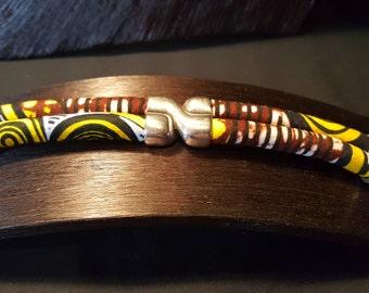 """Bracelet Wax """"Bamako"""""""