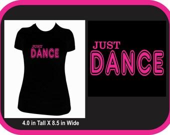 Just Dance Shirt