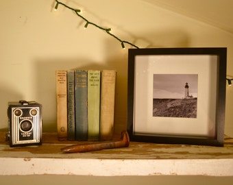 Black and White Framed Photography