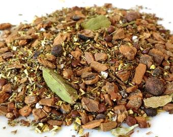 Loose Leaf Tea: CINNAMON (Herbal)   Organic   2 Sizes