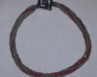 Twisted Herringbone Bracelet