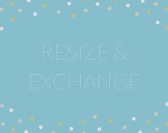 Resize/ Repair