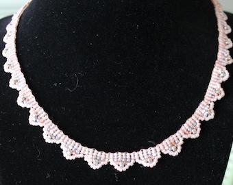 Seed Bead Collar