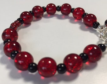 Red Berry bracelet