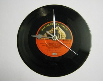 "Sarah Brightman - ""Pie Jesu"" Record Wall Clock"