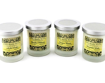 Breeze Collection Soy Candles Gift Set