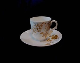Antique Limoges France Demitasse Tea Cup