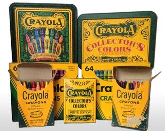 188 Crayola Crayons