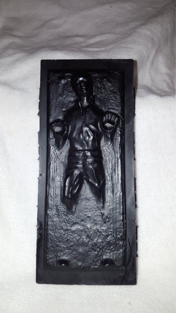 Han Solo In Carbonite Candle By Primalscentsation On Etsy