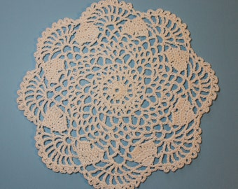 Tea Party Doily