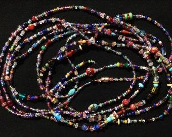 12 ft. Long bead Strand.