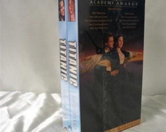 Titanic [VHS] [VHS Tape] [1997]