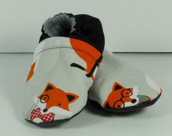 Soft Soled Shoes Tula Fabric A-M