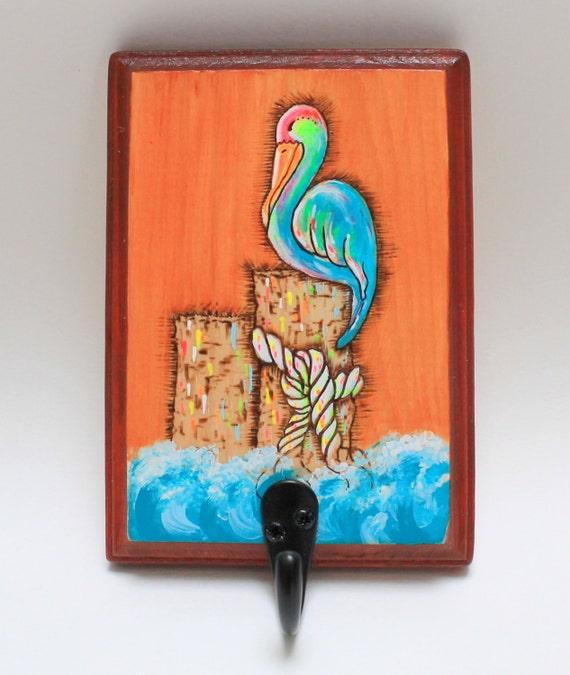 Pelicanfree Shipping Pelican Decordog Leashholder