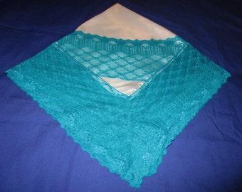 Large Handkerchief/Lap Throw